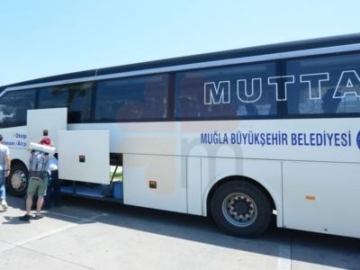 Intercity Travel from Marmaris