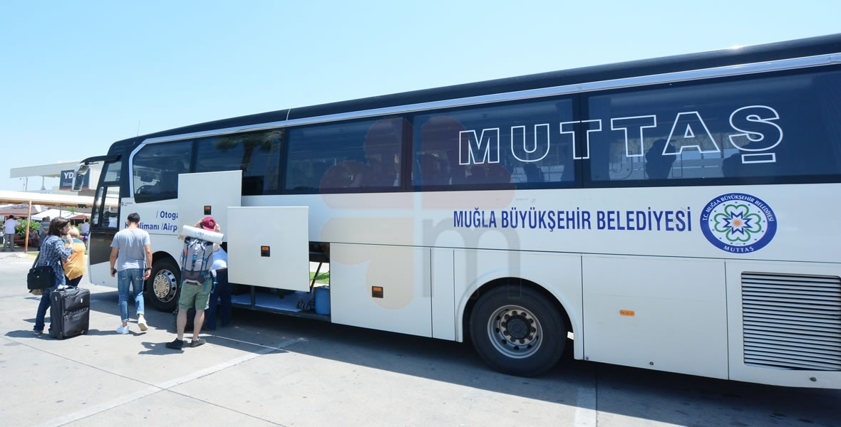 Intercity Travel from Marmaris