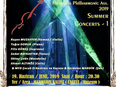 Marmaris Summer Concerts