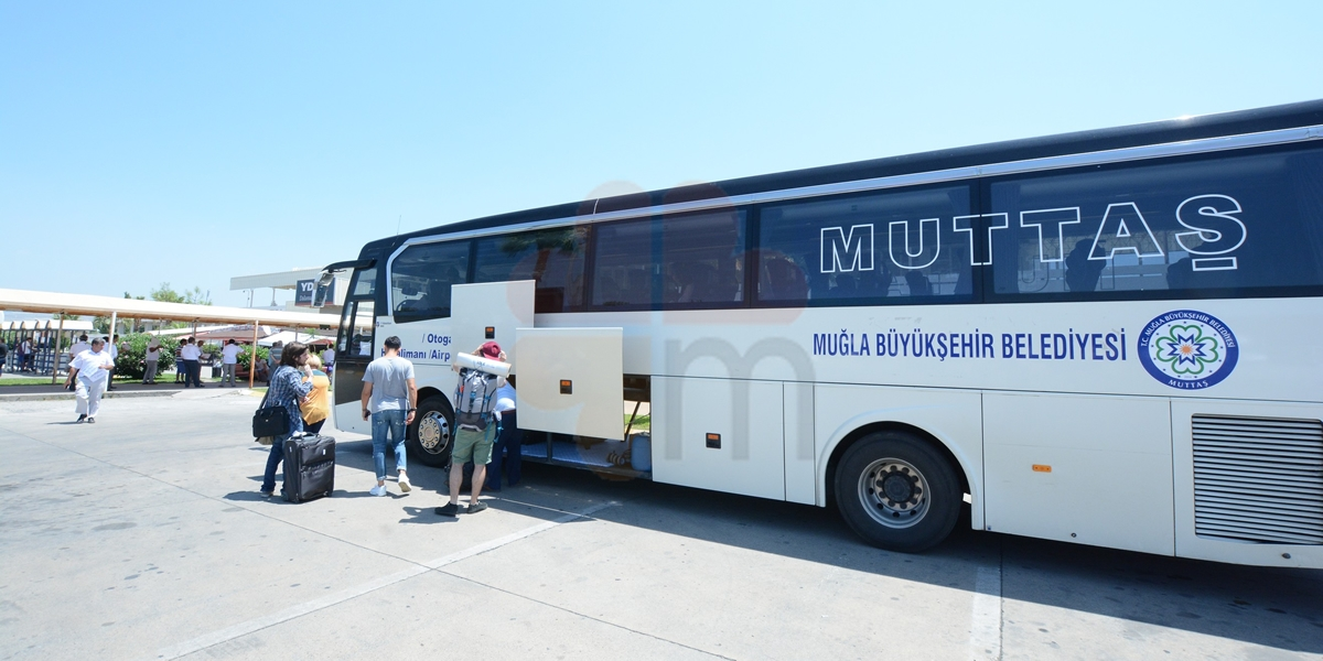 Marmaris Dalaman Airport Shuttle Bus Services