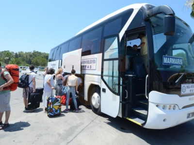 Marmaris Dalaman Airport Scheduled Bus Services