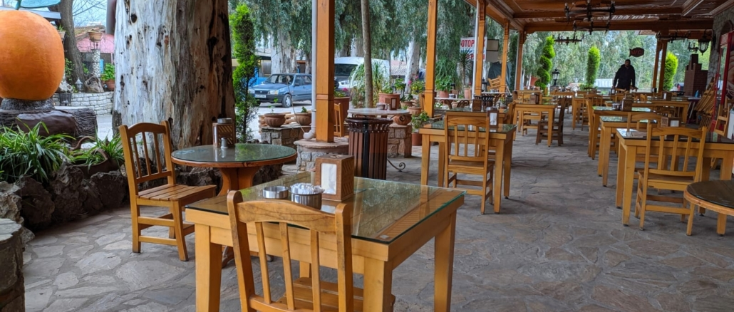 Marmaris and its eateries new rulest to prevent the spread of coronavirus