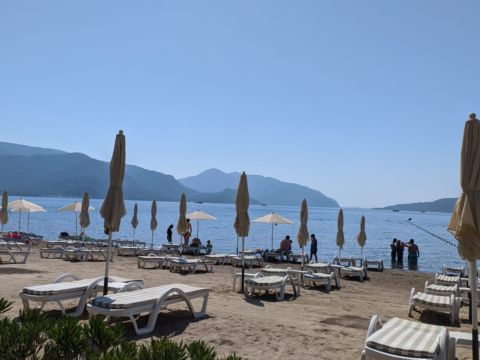 Marmaris Tourists are back