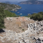 Rare photographs and ambitious travel projects in Marmaris revisited: Amos Ancient City