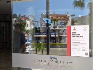 Safe Tourism hotels at a glance