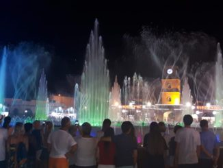 Marmaris Music Fountain and Light Show