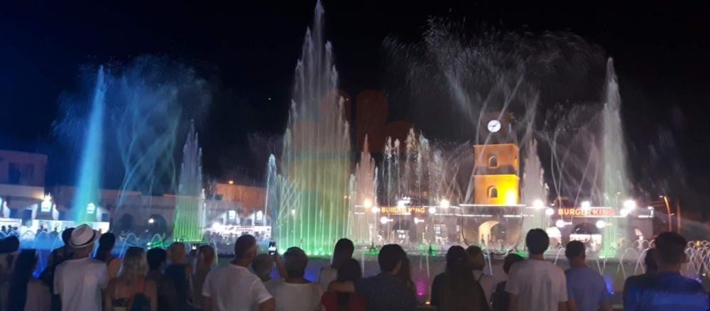 Marmaris Music Fountain and Light Show