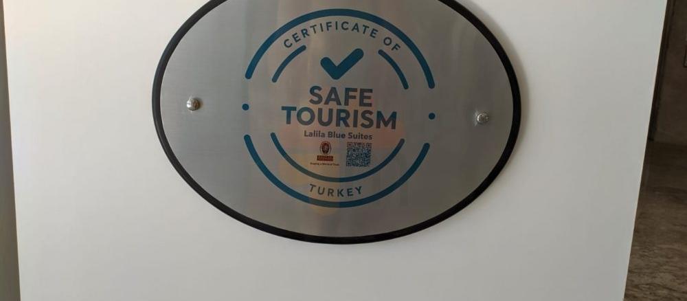 Safe Tourism Hotels Turkey