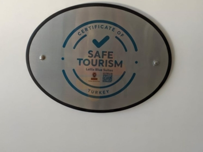 Safe Tourism Hotels Turkey
