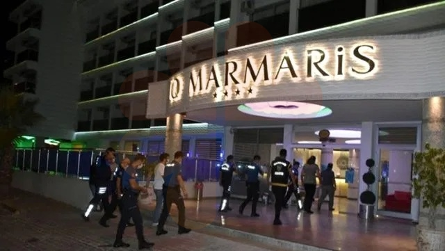 4 Star Hotel in Icmeler ordered closed by the local government of Marmaris.