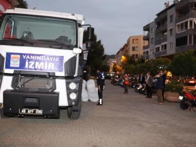 Help for Izmir