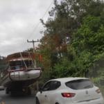 Marmaris Morning Traffic