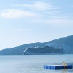 MSC Seaview gorgeously sailing to MSC Seaview gorgeously sailing to MarmarisMarmaris